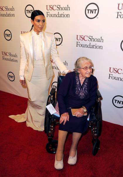 USC Shoah Foundation's 20th Anniversary Gala - Reception