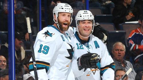 San Jose Sharks v Edmonton Oilers