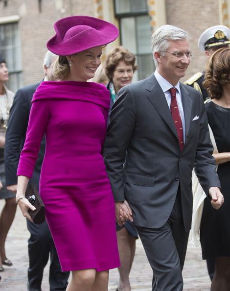 Queen+Mathilde+Belgian+Royals+Visit+Netherlands+1LBZ7DwN2QTl